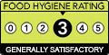 Marine City Food Hygiene Rating South Shields