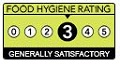Albertos Food Hygiene Rating South Shields