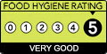 Tuscanos Food Hygiene Rating South Shields