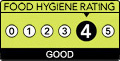 Pizza Porter Food Hygiene Rating South Shields